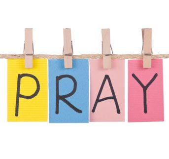 Prayer Affirmations at Night…