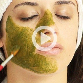How to Make a Japanese Matcha Tea Mask