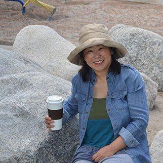 Breakfast Coffee with the Zen Rocks…