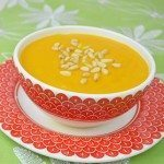 Creamy Pumpkin Porridge with Sweet White Rice