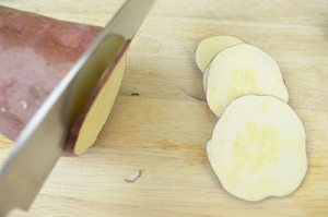 FritterSlicing