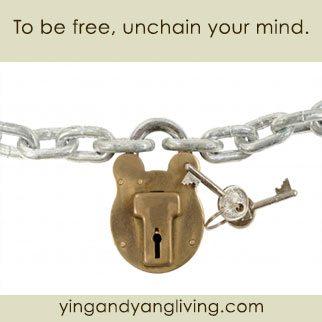 Zen Message: Unchain your Mind