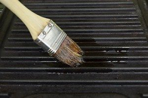 Oil-on-Grill