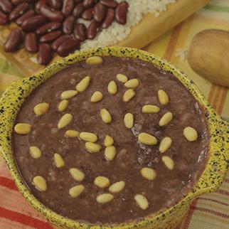 Kidney Bean & Rice Porridge