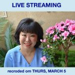 Recorded Live Streaming on March 5