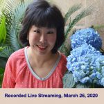 Live Streaming: group healing meditation to alleviate fear during Pandemic