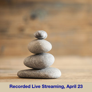 Live Streaming, Group Healing Meditation on April 23