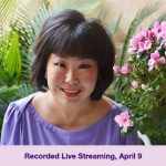 Recorded Live Streaming on April 9