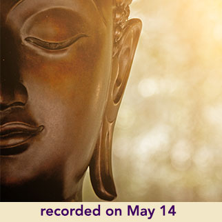 Live Streaming Group Healing Meditation on May 14