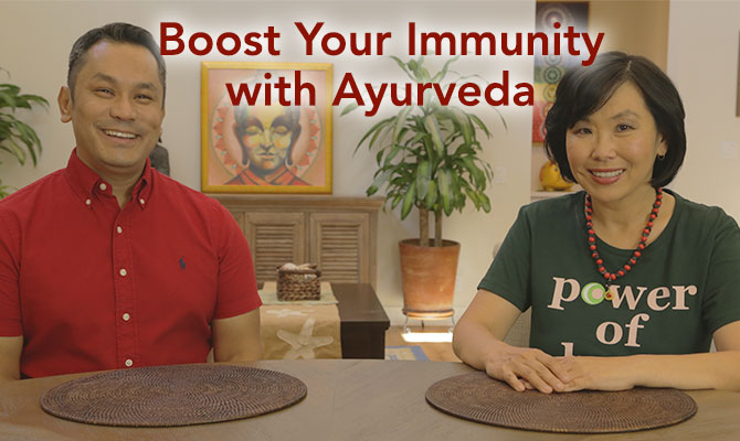 Boost your Immunity with Ayurveda