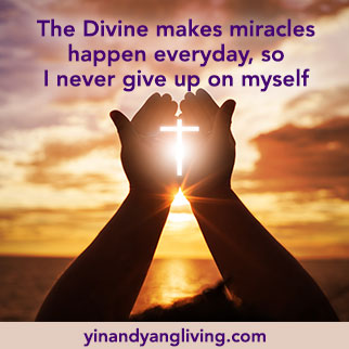 OM Message: Divine Makes Miracles