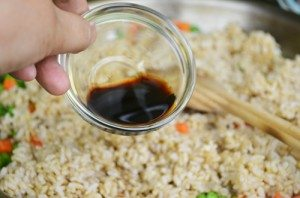 Add Soy Sauce Small