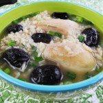 Korean Chicken Soup: Sam Ke Tang