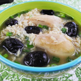 Korean Chicken Soup: Sam Ke Tang