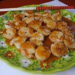 Sweet & Sour Crispy Shrimp