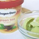 Green Tea Ice Cream by Haagen Dazs