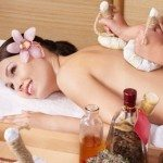 Thai Massage: Get into Relaxing Poses